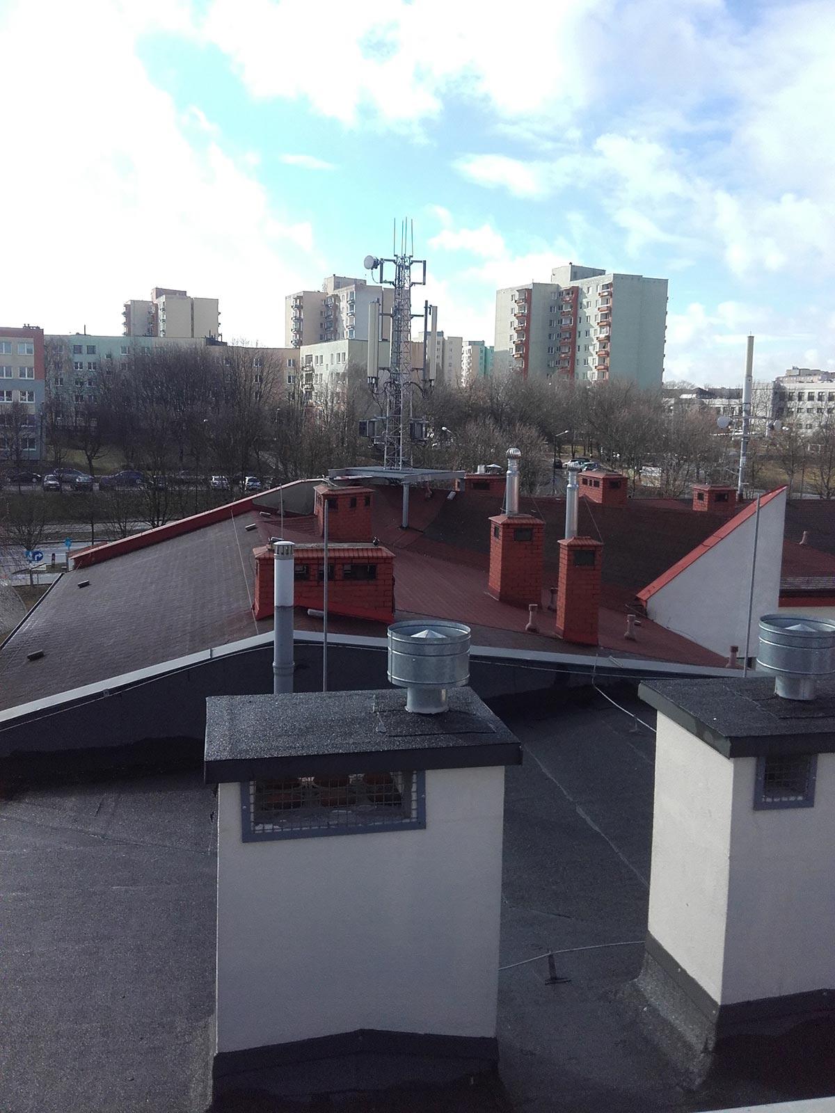 Odśnieżanie dachów Lublin