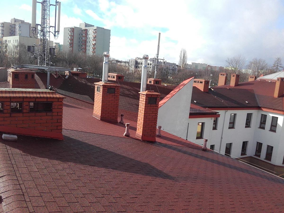 Odśnieżanie dachów lubelskie
